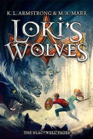 Книга Loki's Wolves