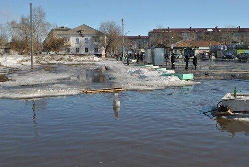 Топит здания в Куйбышеве