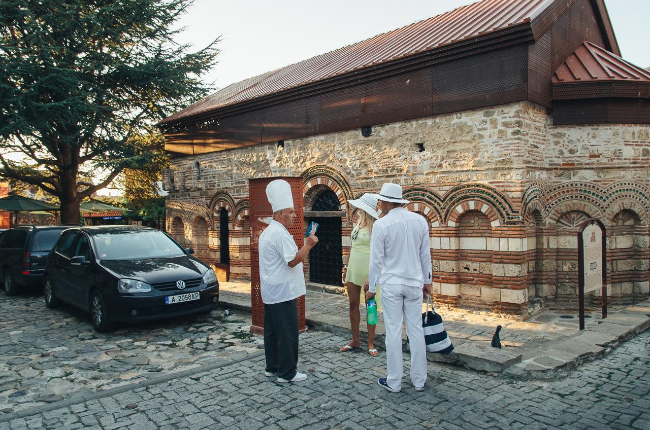 Самые древние город Европы, Несебр, Болгария