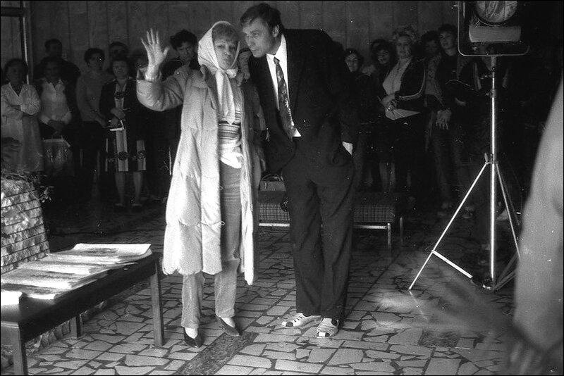 """""""Любовь и голуби"""", 1984 год."""