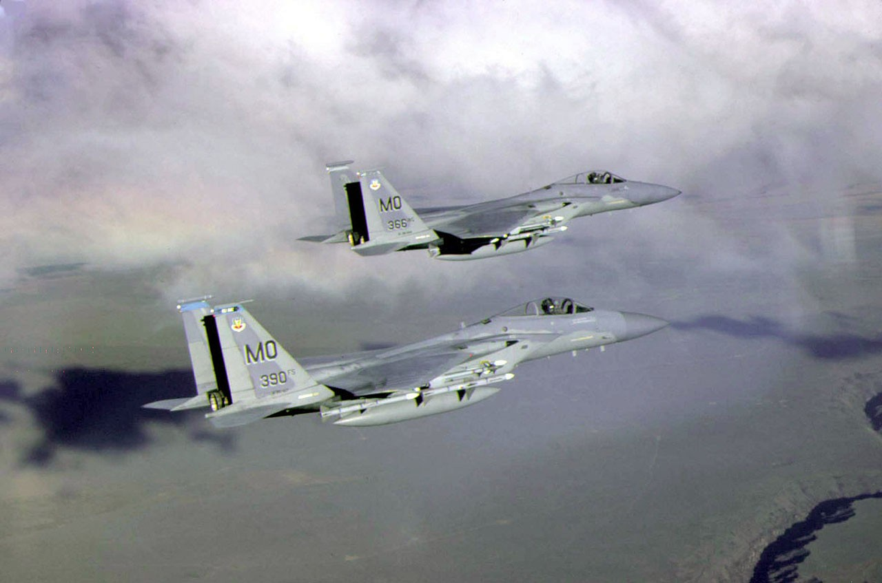 F-15 Eagle7
