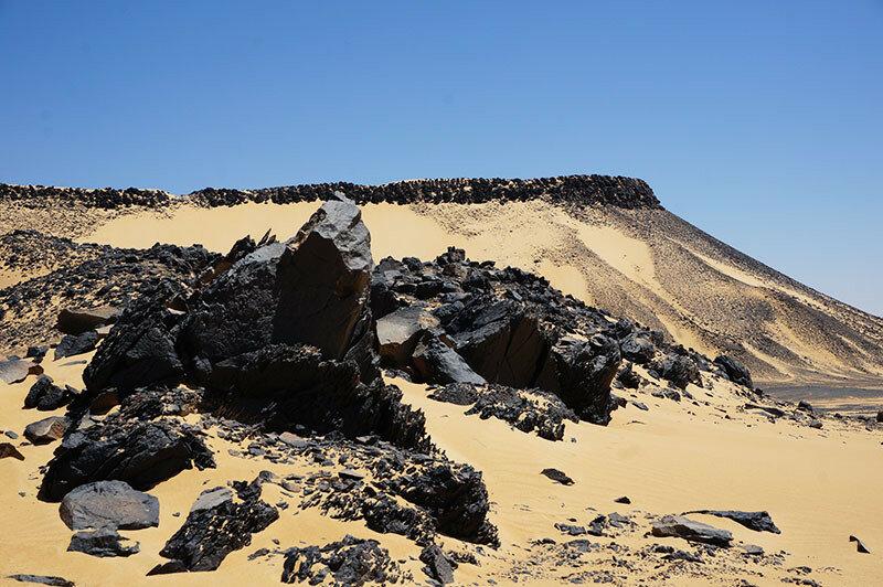 Черная пустыня. Египет