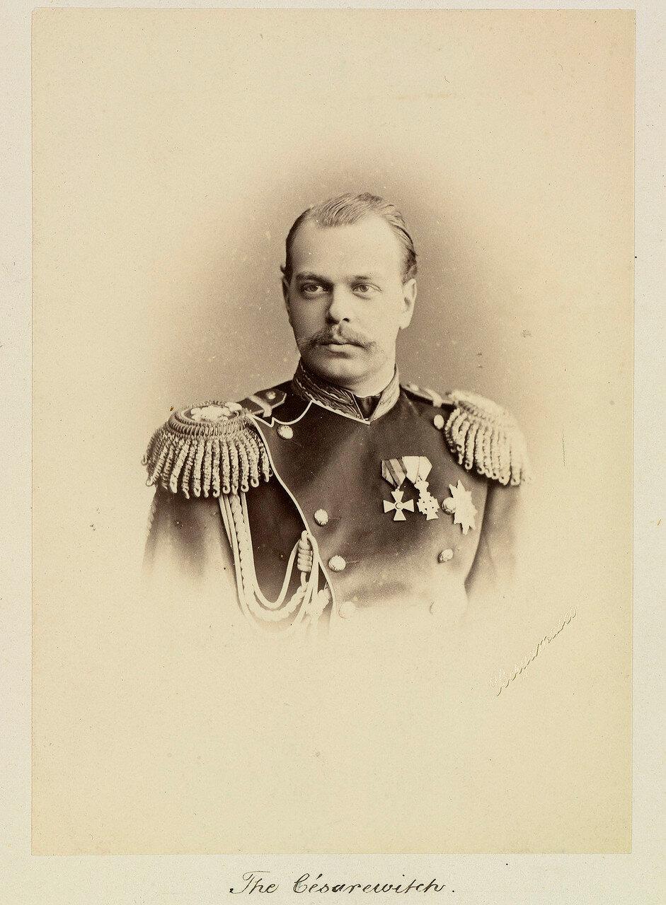 1873. Цесаревич Александр