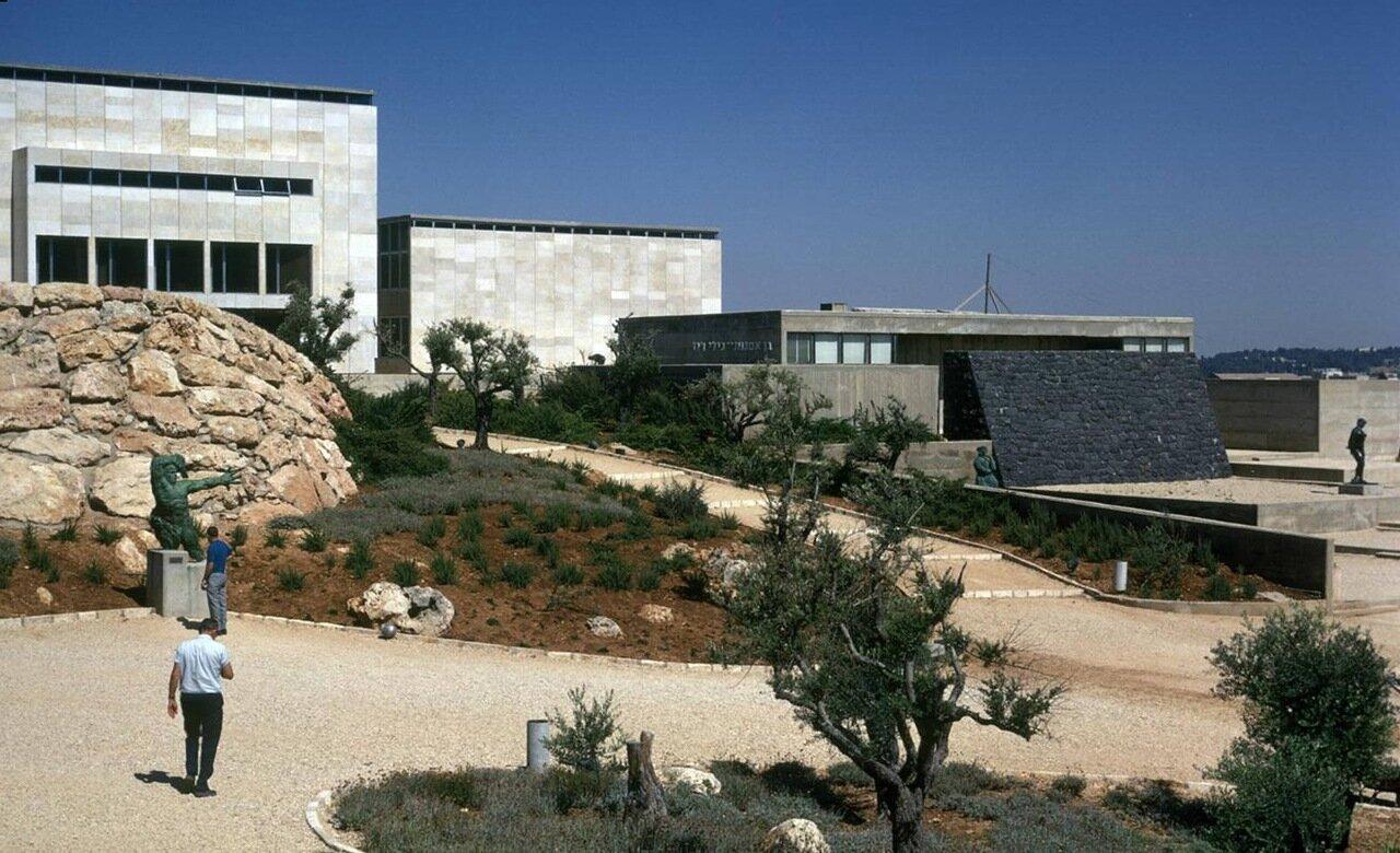 Музей Израиля