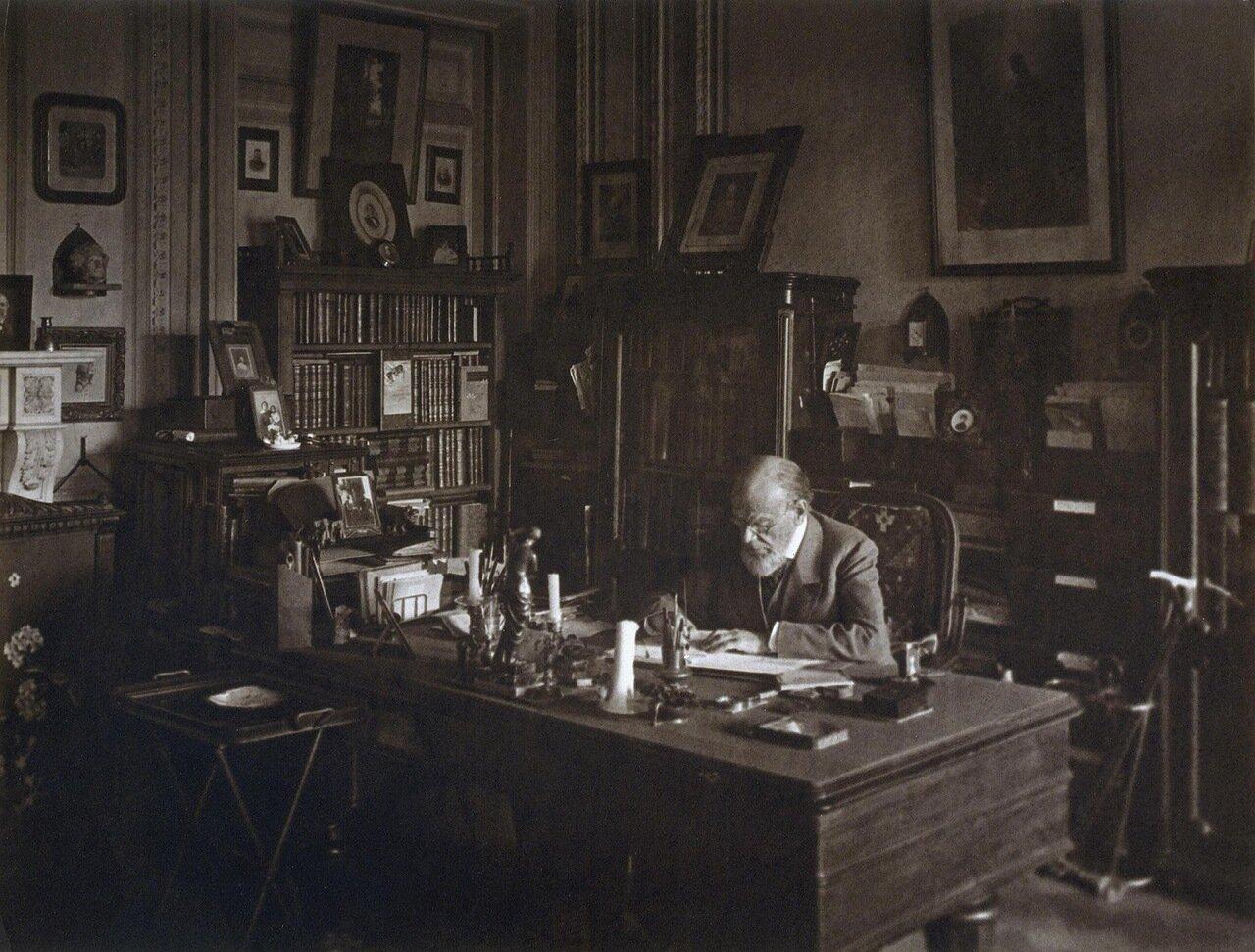 Портрет Владимира Яковлевича Курбатова. 1921
