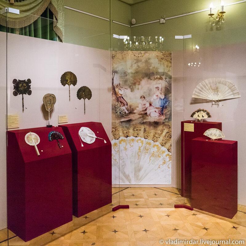 Выставочный проект «Веер как искусство» в Коломенском