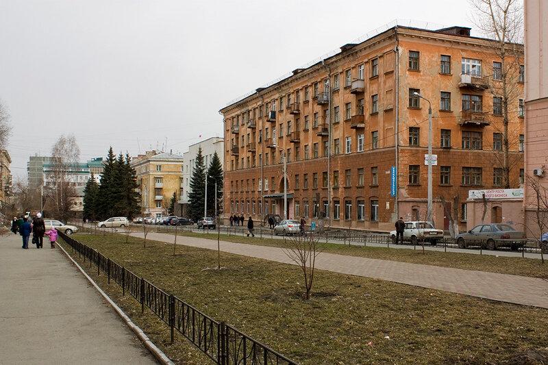 Жилой дом ул. Орджоникидзе 29, Детская школа искусств №1
