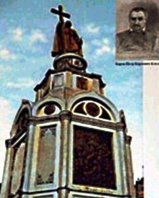 Памятник Владимиру и скульптор Клодт