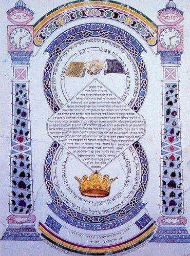 Ктубба 1864