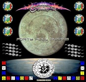 VA - 40 Full Moons (2009)