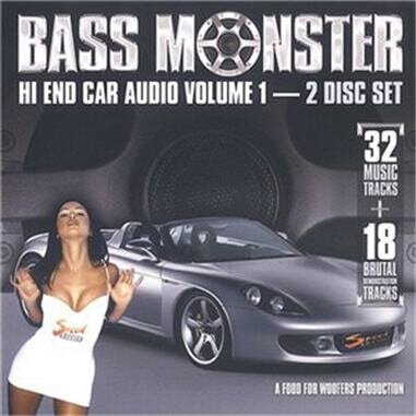 Bass Monster: Hi End Car Audio Vol. 1&2