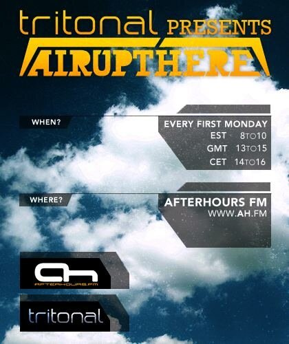 Tritonal - Air Up There 003 (04-05-2009)