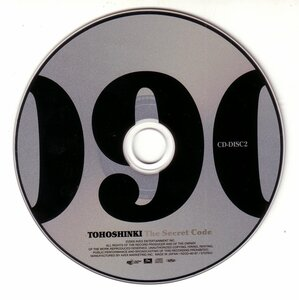 The Secret Code [2CD-DVD][4 яп. альбом] 0_23f89_9fa83abe_M