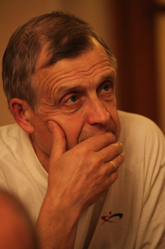 День рождение Сергея Борисовича Елисейкина