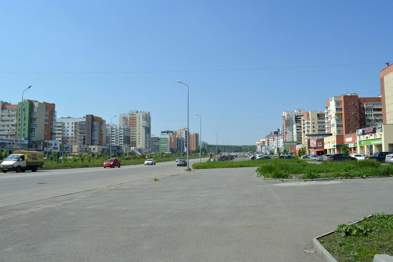 Ул. Академика Королёва