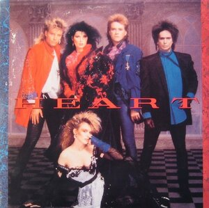 Heart (1985) [Capitol Records, 1C 064-24 0372 1]
