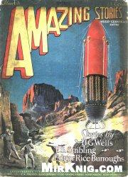 Журнал Amazing Stories (March, 1927)