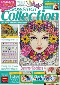 Книга Cross Stitch Collection №211 2012 July.
