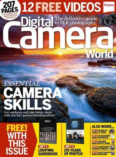 Книга Подшивка журналов: Digital Camera World №№8, 9 [UK] (август, сентябрь 2014)  [En]