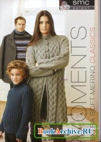 Книга SMC Select. Moments №9 Extra Soft Merino Classics 2011.