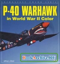 Книга P-40 Warhawk in World War II Color (Enthusiast Color Series).