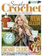 Книга Книга Simply Crochet - Issue 36 2015