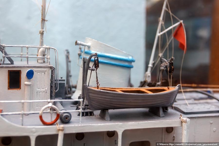 Музей речного флота в Нижнем Новгороде. Часть 5