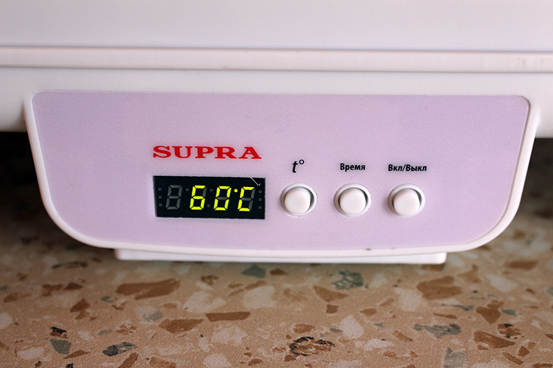 SUPRA DFS-301, SUPRA, сушилка для фруктов, сушилка для овощей, сушилка
