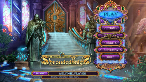 Download - Shrouded Tales: The Shapeshifter