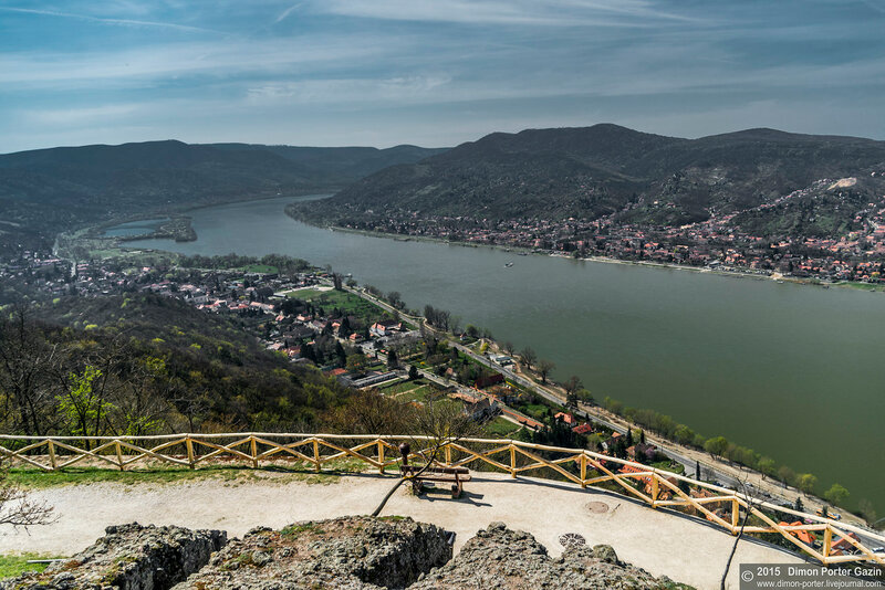 Венгрия. Вышеградская крепость