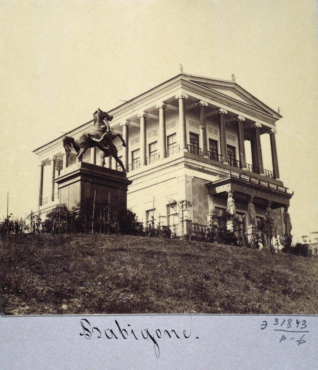 Дворец Бельведер на Бабигонском холме