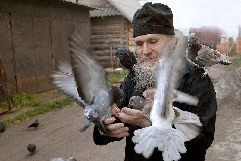 Монах Герасим.