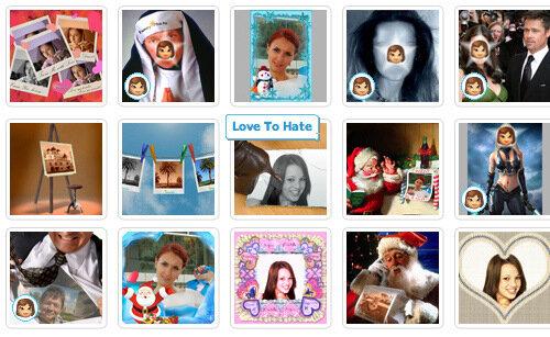 Сделать прикольное фото - 25 сайтов