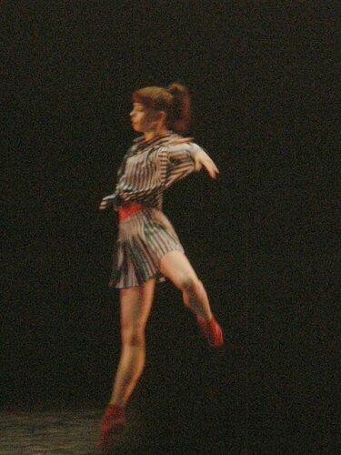 """Балет """"В комнате наверху"""". Екатерина Крысанова"""
