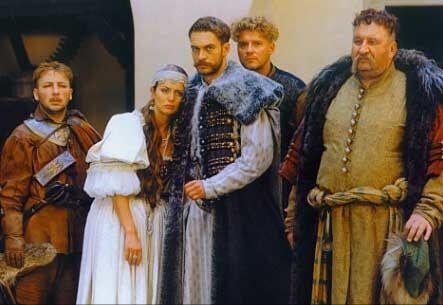 Сцена из фильма «Огнём и мечом» (1999)