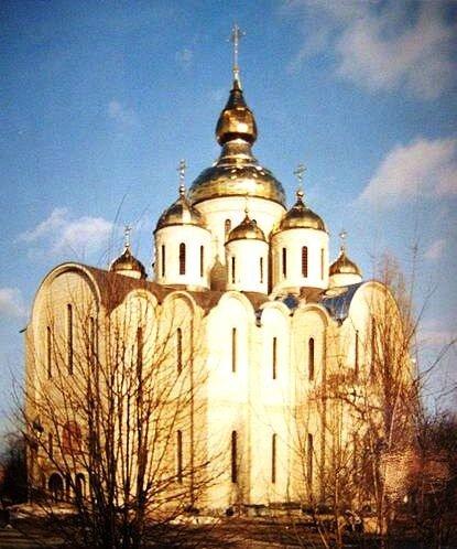Михайловский собор в Черкассах