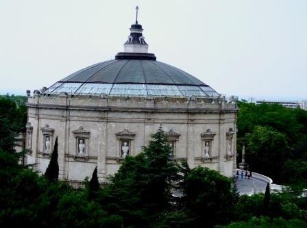 Здание панорамы ''Оборона Севастополя 1854-1855 гг.''