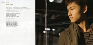 The Secret Code [2CD-DVD][4 яп. альбом] 0_23f94_46277566_M