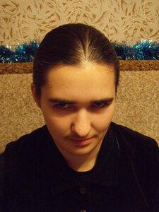 Я с дьявольским выражением лица