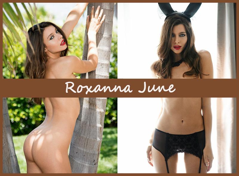 Канадская модель Roxanna June