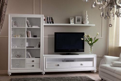Новые тенденции мебели для гостиной