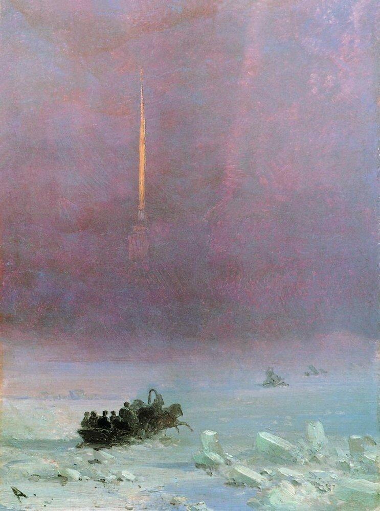 Петербург. Переправа через Неву. 1870.jpg
