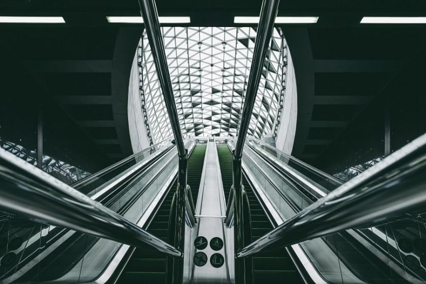 Метро в Будапеште «Я стараюсь, чтобы мои фотографии выглядели более драматично, кинематографично и х