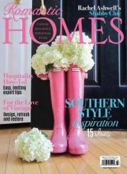 Журнал Romantic Homes - March 2015