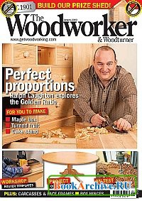 The Woodworker & Woodturner №1 2010