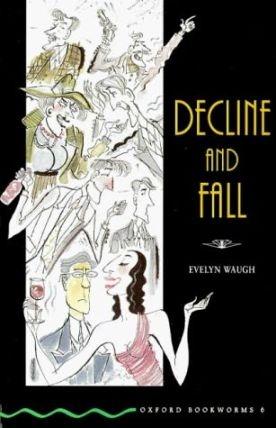 Книга Decline and Fall