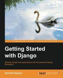 Книга Getting Started with Django