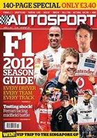 Журнал Autosport (8 марта), 2012 / UK