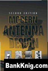 Modern Antenna Design pdf 10Мб