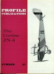 Книга Curtiss JN-4  [Aircraft Profile 037]
